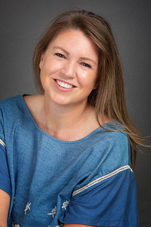 Photo of Brenna Snowdon, Kaizen Education Coach