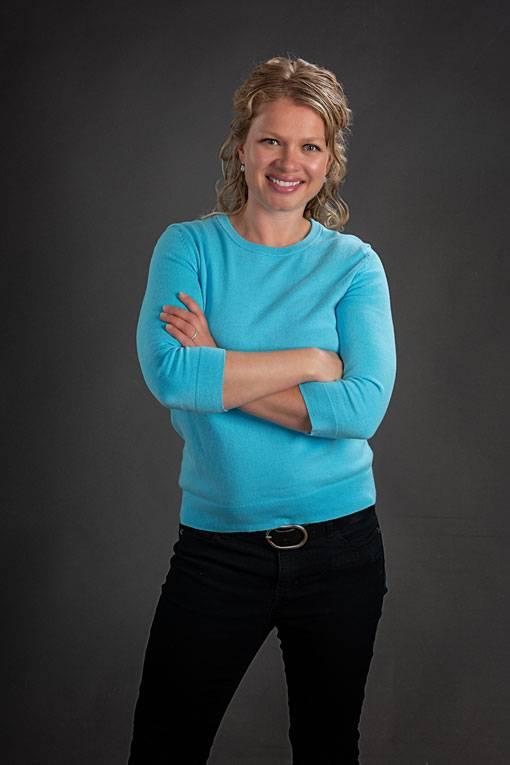 Photo of Kristin Merrett, Kaizen Education Coach